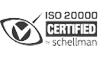 ISO 20000-1 Certified by Schellman