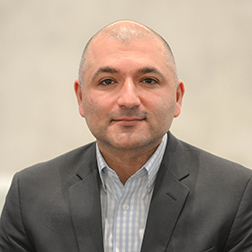 Baktash Taghehchian - Director of Sales Engineering