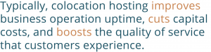 quote about colocation