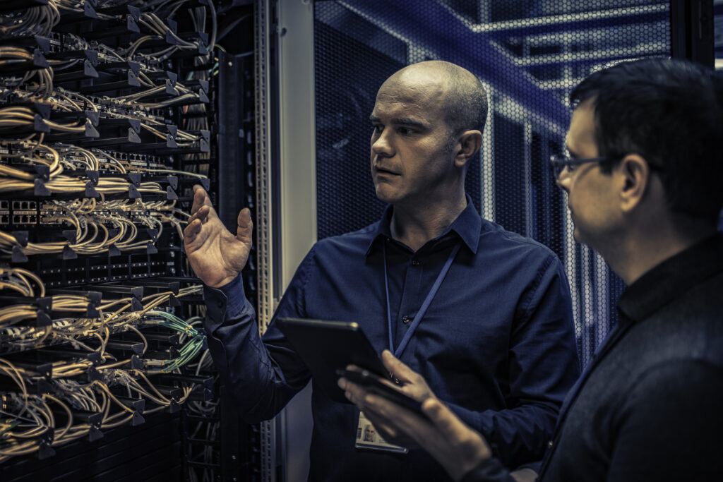 Extend Your Team with a Reliable Colocation Facility