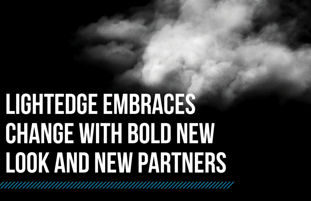 LightEdge Embraces Change with Bold New Look and New Partners